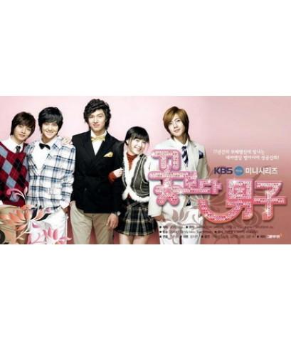Boys Over Flowers - รักฉบับใหม่...หัวใจ 4 ดวง (5 V2D) ซับไทย