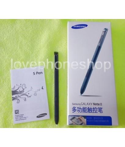 ปากกา S Pen สำหรับ Galaxy Note2 สีดำ [ส่งฟรี]