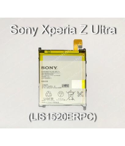 แบตเตอรี่แท้ Sony Xperia Z Ultra รหัส LIS1520ERPC ส่งฟรี!!