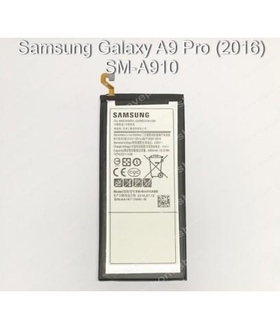 แบตเตอรี่ แท้ Samsung Galaxy A9 Pro (2016) ,A910 EB-BA910ABE 5000mAh (ส่งฟรี)