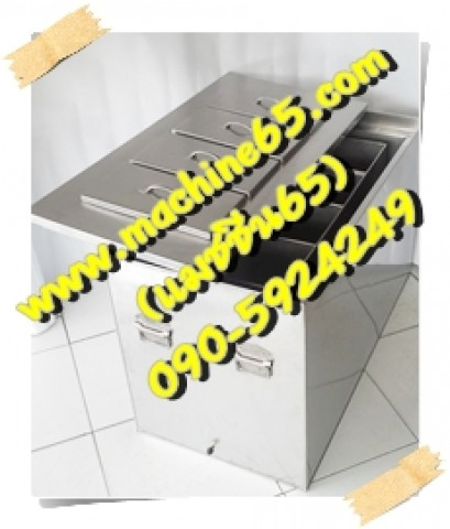 ตู้เก็บน้ำผลไม้ปั่น ตู้เก็บน้ำปั่นเกล็ดหิมะ ตู้เก็บชาไข่มุกปั่น 4 ฝา