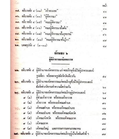 คำอธิบายกฎมหาเถรสมาคม ฉบับที่ ๑๑(พ.ศ.๒๕๒๑)