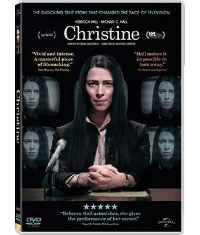Christine คริสทีน นักข่าวสาว ฉาวช็อคโลก S16343D