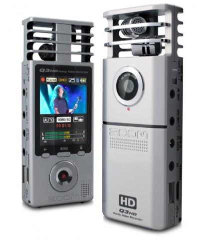 ZOOM Q3HD- Handy Video Recorder สินค้าใหม่ครับ