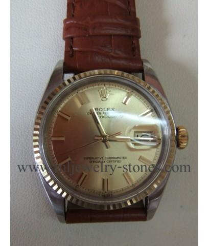 นาฬิกาข้อมือของแท้โรเล็กซ์ ROLEX DATEJUST