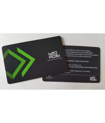 รับทำ บัตรสมาชิก บัตรพลาสติก บัตรพีวีซี
