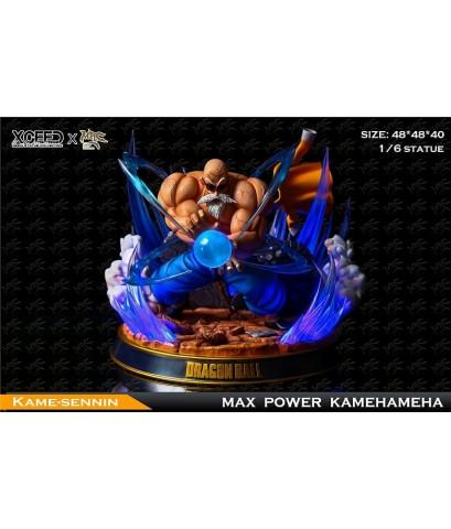 Xceed X MRC Kame sennin max power Kamehameha