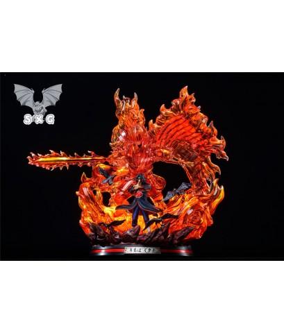 SXG studio 1/8 Itachi resin statue