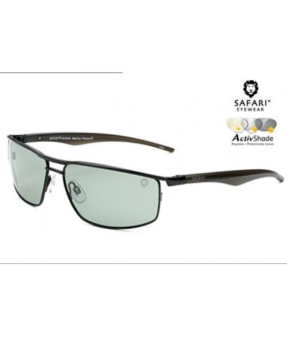 แว่นกันแดด SAFARI ActivShade เลนส์ปรับแสงอัตโนมัติ รุ่น MP20606-BK