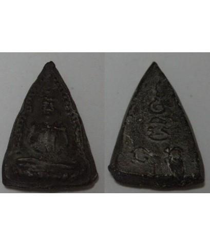 พระหลวงพ่อเงิน วัดดอนยายหอมพิมพ์ชินราช เนื้อผงใบลาน