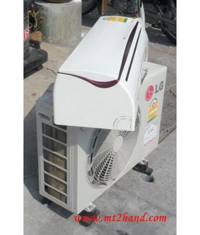 (สินค้าขายแล้ว) แอร์LG Inverter Vรุ่นIE10-SBB6P (9000BTU) หลุดจำนำ nbsp;  ภาพสินค้าจริง