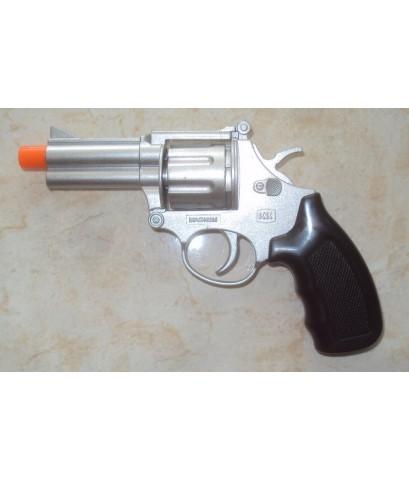 มีคลิปให้ดู!! ปืนแก๊ปเหล็ก Magnum ทนสุดๆ หนักมือ ได้อารมณ์มากๆ แถมกระสุนแก๊บ 200 นัด