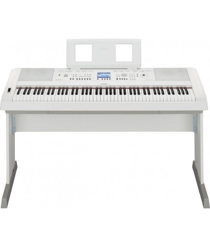 Yamaha DGX-650WH Digital Piano
