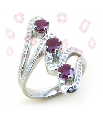 แหวนทับทิม