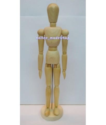 โมเดลหุ่นคนไม้