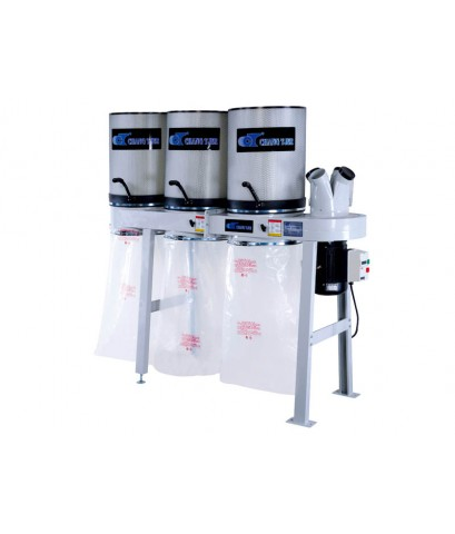 DUST COLLECTOR 1-1/2-2 HP/3HP - UB-805CK