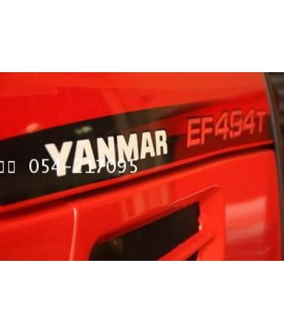 แทรกเตอร์ ยันม่าร์ EF494T 49 แรงม้า