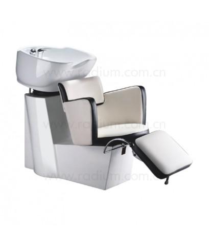 เตียงสระผม Shampoo chair  Wash Units อุปกรณ์เปิดร้านเสริมสวยราคาส่ง
