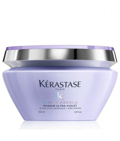 *พร้อมส่ง* -25 Kerastase Blond Absolu Masque Ultra-Violet 200ml.