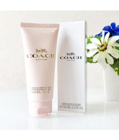 *พร้อมส่ง* Coach Perfumed Hand Cream 100ml.