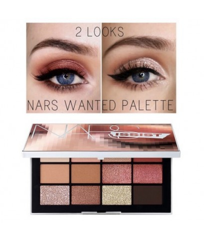Pre-order : Limited Edition! NARS ISSIST Wanted Eyeshadow Palette