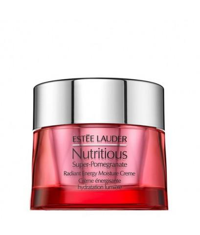 Pre-order : Estee Lauder Nutritious Super-Pomegranate Radiant Energy Moisture Crème 50ml.