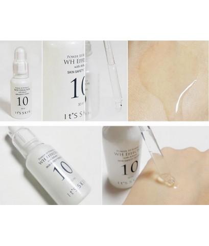 *พร้อมส่ง* It\'s Skin Power 10 Formula WH Effector 30ml.