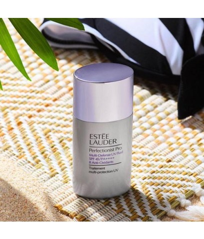 Pre-order : Esteee Lauder Perfectionist Pro Multi-Defense UV Fluid SPF 45/PA++++ 30ml.