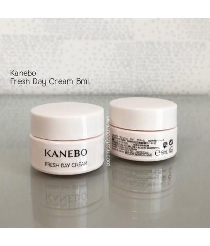 Tester : Kanebo FRESH DAY CREAM SPF15 8ml.