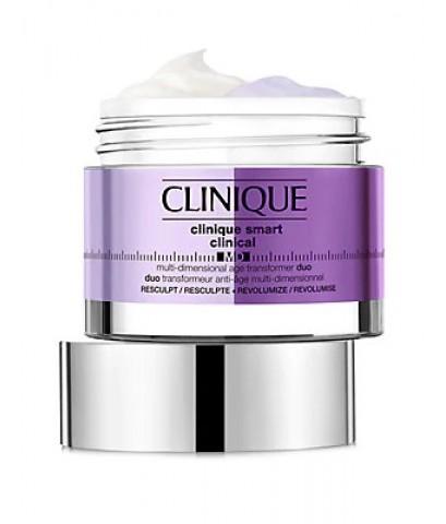 *พร้อมส่ง* -35 Clinique Fresh Pressed Duo Resculpt + Revolumize Clinical MD Multi-Dimensional 50ml.