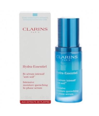 *พร้อมส่ง* CLARINS Hydra-Essentiel Bi-phase Serum 30ml.