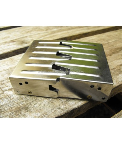 เตาแอลกอฮอล์สนาม พับได้ [Alcohol camping stove - Foldable]