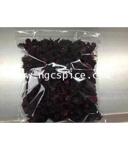 กระเจี๊ยบแดงอบแห้ง Dried Rosella (Hibiscus)