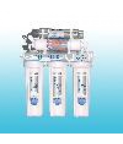 เครื่องกรองน้ำ Aquatek 5 ขั้นตอน Omnipure + UV
