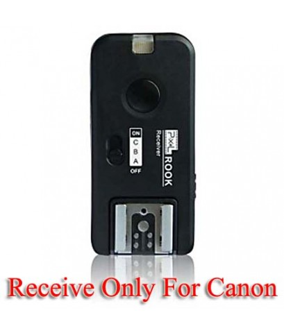 Pixel Rook 2.4GHz Wireless Trigger for Canon Receive Only