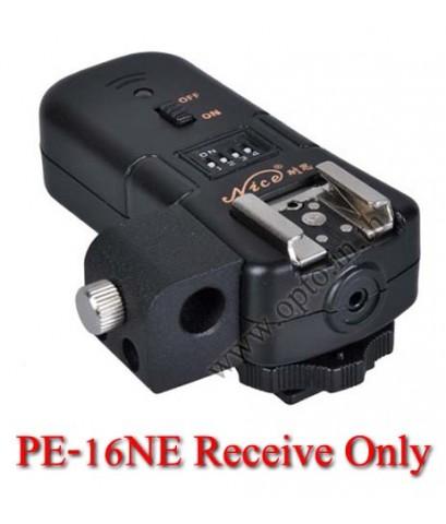 PE-16NE Flash Trigger For Nikon Receive Only