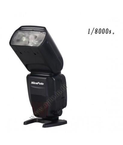 Ne600C Flash Speedlight for Canon E TTL II GN60 (Hi Speed Sync) แฟลชหัวค้อนแคนน่อน