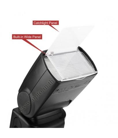 TT685N Godox Flash Speedlight for Nikon iTTL (Built in Wireless Radio TTL) TT685 แฟลชหัวค้อนนิคอน