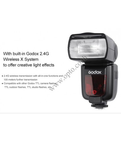 TT685O Godox Flash Speedlight for Olympus Panasonic TTL (Built in Wireless TTL) แฟลชหัวค้อนโอลิมปัส