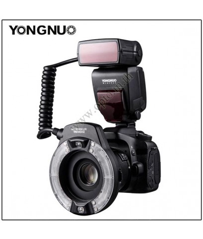 YN-14EX II TTL Macro Ring flash for Canon ริงแฟลชแบบออโต้+เจลสี