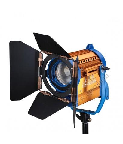 CE-1500WS 5400K NiceFoto LED150w Fresnel Sport Light for Video ไฟLEDสปอร์ตไลท์สำหรับวีดีโอ
