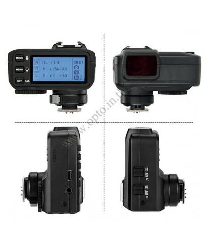 X2T-F Godox TTL Wireless Flash Trigger for Fuji X2 Series แฟลชทริกเกอร์ ตัวส่งแฟลชไร้สายแบบออโต้