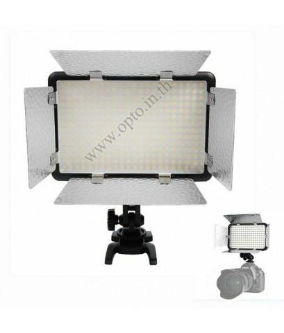 LED308II Godox  3300K-5600K LED Video Light for Camera ไฟต่อเนื่องสำหรับถ่ายภาพและวีดีโอ LED308IIC