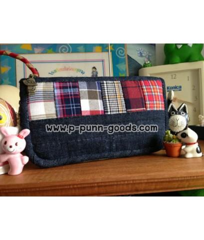 กระเป๋าควิลท์แฮนด์เมด -- ** Pre-order **