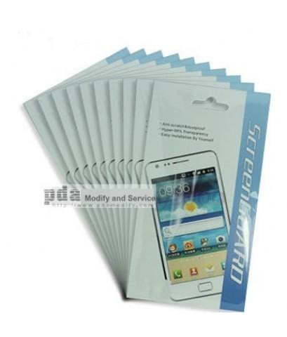 ฟิล์มกันรอยหน้าจอ screen guard protector for Samsung Galaxy Note II 2 N7100