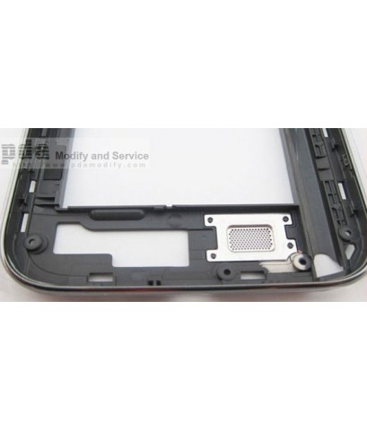 Original frame housing Samsung galaxy note2 N7100 for gray and black color