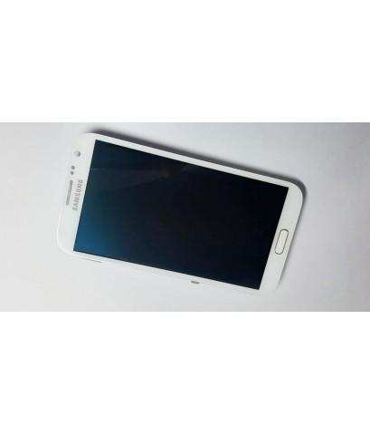 จอแท้มือสอง สีขาว Samsung Galaxy Note2 N7100