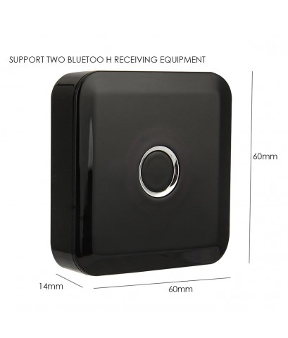 4 in 1 Multi-Point Audio Wireless Transmitter and Bluetooth Music Receiver