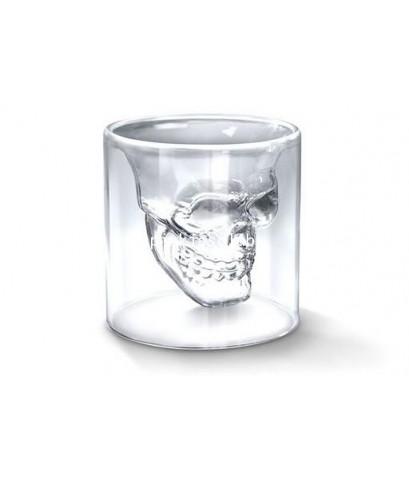 แก้ว shot รูปหัวกระโหลก Doomed