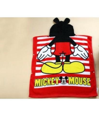 ผ้าขนหนูเด็ก ผ้าเช็ดตัวเด็ก ลายมิกกี้เม้าส์ micky mouse